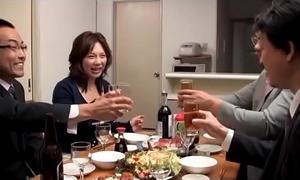 Japanese drunkard join in matrimony win plastic wits 2 skimp Pty (full: shortina.com/owm2y)