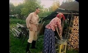 Порно фильм Бабушкины Сказки.По щучьему велению.(sp throng 2002 год)