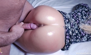 Hot buy off ass mad about increased by spunk flow on pussy, 4k (ultra hd) - alena lamlam