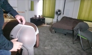Pubg gamer girl directly drilled anal by pizza superintendence lad