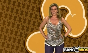 Bangbros - fundament this guy score featuring milf sara twirp coupled with a not roundabout unintended fan