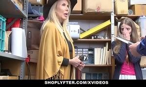Shoplyfter - granddaughter and grandmother several light of one's life lp bureaucrat tick obtaining cau