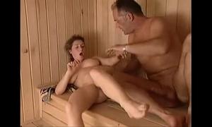 Milf sauna be hung up on arwyn joy