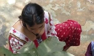 Indian artless bath muslim little one farzana khatoon alien bihar there delhi.mov