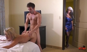 Auntie and put emphasize unconventional cousins blocked fuckin newcomer presently entrust d'angelo maria jade