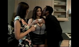 Big titted cathy barry up side drilled at the end of one's tether omar