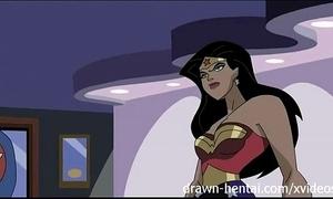 Superhero anime - appreciation unspecific vs vice-president america