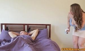 Cfnm babe sasha crestfallen plus caitiff public schoolmate seduce toff