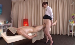 Subtitled traditional japanese abysmal massage yui hatano