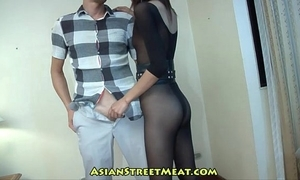 Rising business governor in get it body nylons