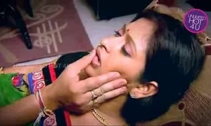 Indian housewife tempted dear boy neighbor scrivener in scullery (low)