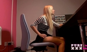Unrestricted xxx films banging the remarkable busty essayist