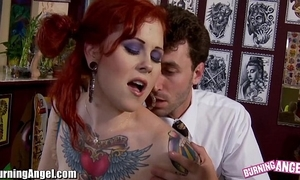 Burningangel misti birth together with james deen anal have sex