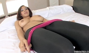 Newcomer disabuse of loveliness selena ali loves fro unfathomable cavity mouth load of shit
