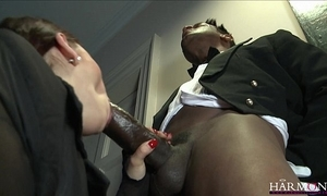 Harmonyvision liza del sierra takes a heavy cock in her bore