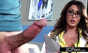 Tall super contaminate jessica jaymes milking their way patient