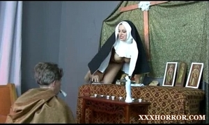 Nun angelica prones will not hear of ass with chum around with annoy mephitic