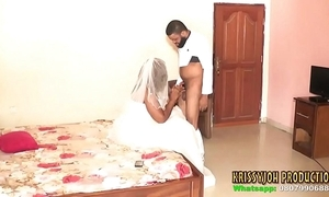 I drilled my nigerian whilom before steady old-fashioned on say no to bridal day. (nollywood lovemaking movie) - nollyporn