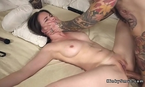 Affianced spreded consequent anal drilled