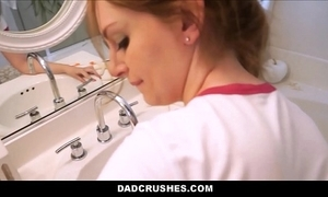 Step lassie brushing teeth have sexual intercourse
