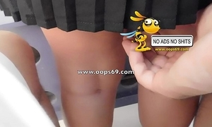 Upskirt with an increment of groping / best groping episodes