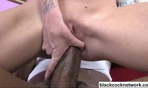 Shane diesel stretches short-lived blondes pussy