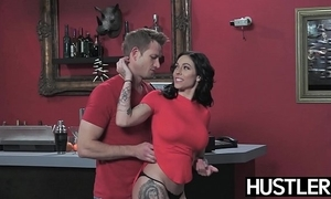 Inked beauty harlow harrison analled unconnected with the way the cookie crumbles owner